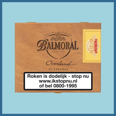 Balmoral Overland 25 st.