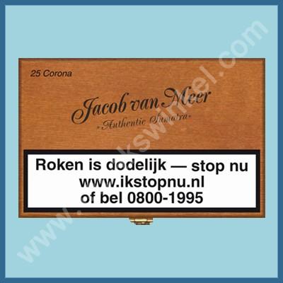 Jacob van Meer Corona 25 st.