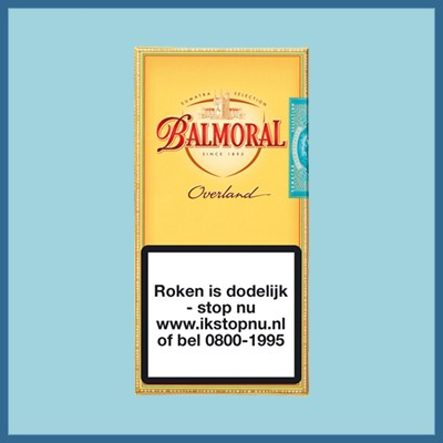 Balmoral Overland 5st.