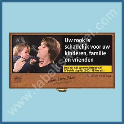 Jacob van Meer Slanke Panatella 25 st.