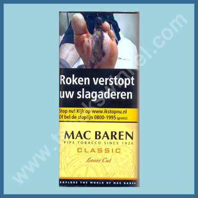 Mac baren Classic loose cut 50 gr