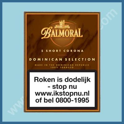 Balmoral Domenican short Corona 5 st.