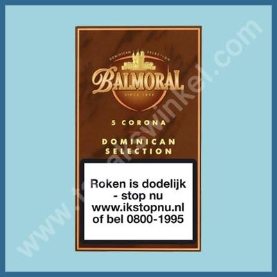 Balmoral Domenican Corona 5 st.