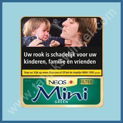 Neos mini green filter 20 st.
