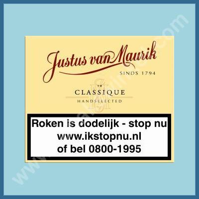 Justus van Maurik Classique 10 st.