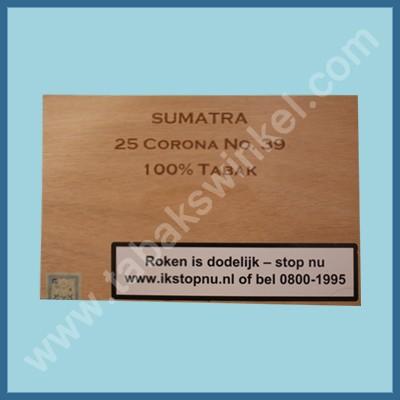 Corona nr 39 25 st 100% tabak