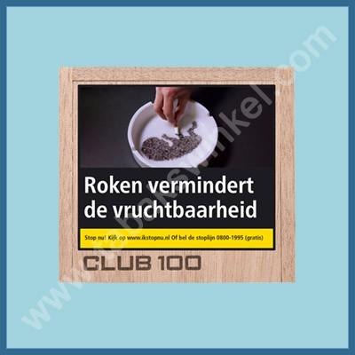 Club 100 cigarillos 100 st.