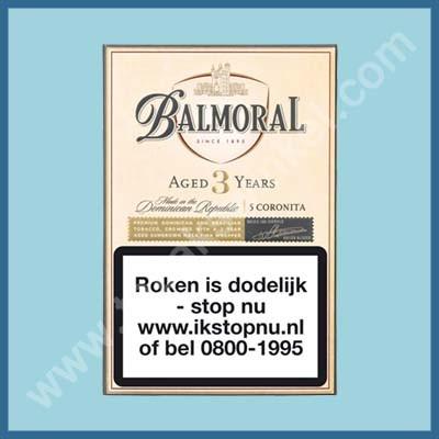 Balmoral Aged Coronita 5 st
