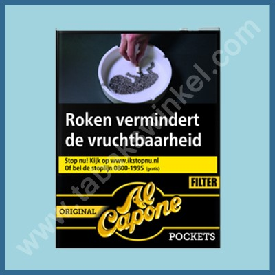 Al Capone Pockets Original filter 18 st