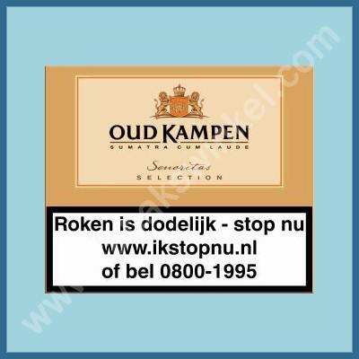 Oud kampen Selection 10 st.
