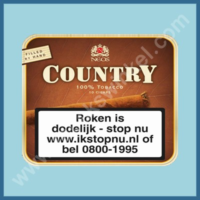 Country Cigars 10 st.