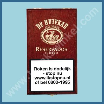 Huifkar Reservados 10 st.