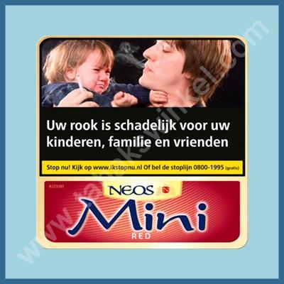 Neos Mini Red 20 st