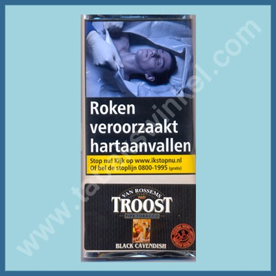 Troost Black cavendish 50 gr