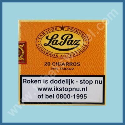 La Paz Cigarros 20 st.