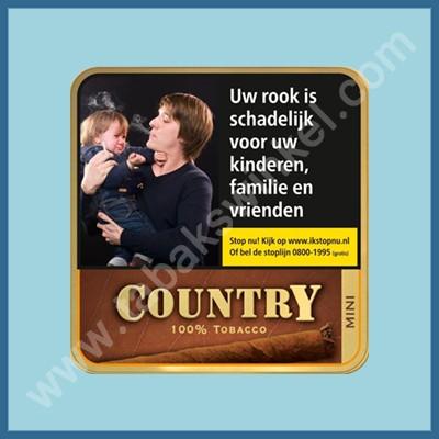 Country Mini wilde Cigarillo 20st.