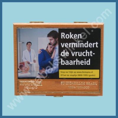 Hofnar Wilde cigarillo brasil 100% 50 st