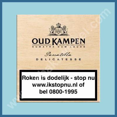 Oud kampen Delicatesse 25 st.