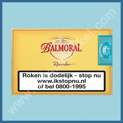 Balmoral Rivales 10 st.