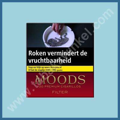 Moods Filter 20 st.