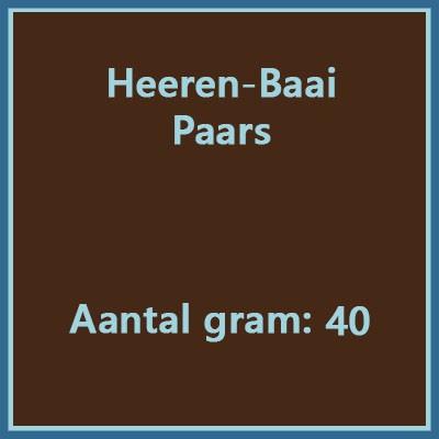 Heeren-Baai paars 40 gr