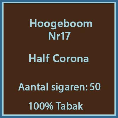 Half corona no17 50 st 100%