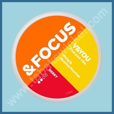 V&you &Focus Berry 10 mg/g