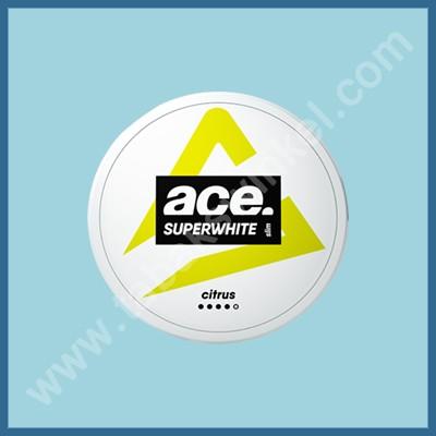Ace Citrus Snus 20st 16mg/g