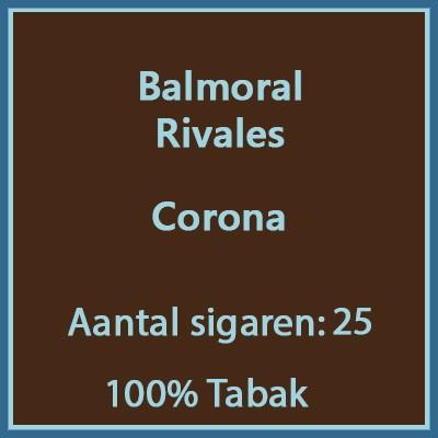 Balmoral Rivales 25 st.