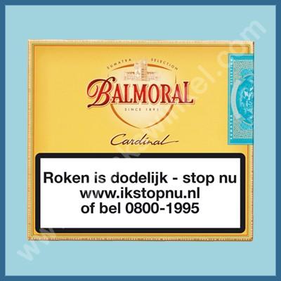 Balmoral Cardinal 10 st.