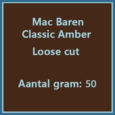 Mac Baren Classic amber loose cut 50 gr