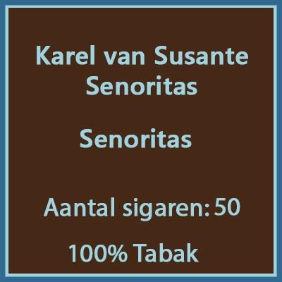 Karel van Susante Senoritas 50st.