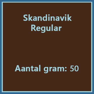 Skandinavik Regular 50 gr