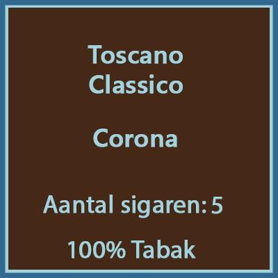 Toscano Classico 5 st.