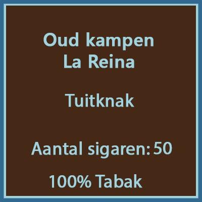 Oud kampen La Reina 50 st.