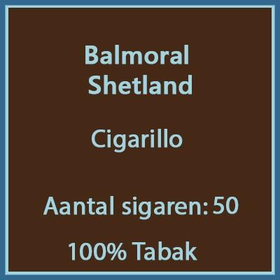 Balmoral Shetlands 50 st.