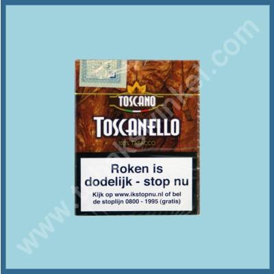 Toscanello 100% Tabaco 5 st.