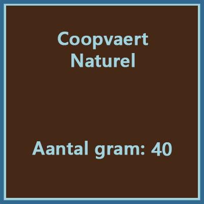 Coopvaert Naturel 40 gr