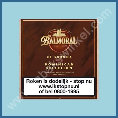 Balmoral Domenican Corona 25 st.