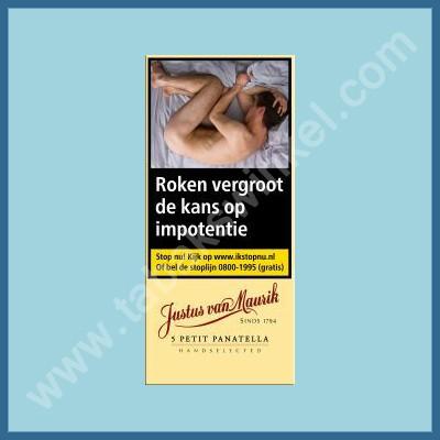 Justus van Maurik Petit Panatella 5 st.