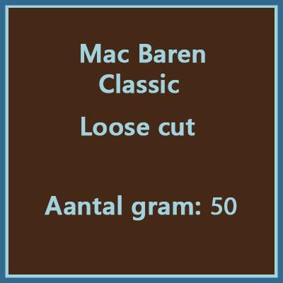 Mac baren Classic loose cut 50 gr