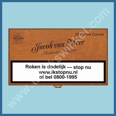 Jacob van Meer Slanke Corona 25 st.