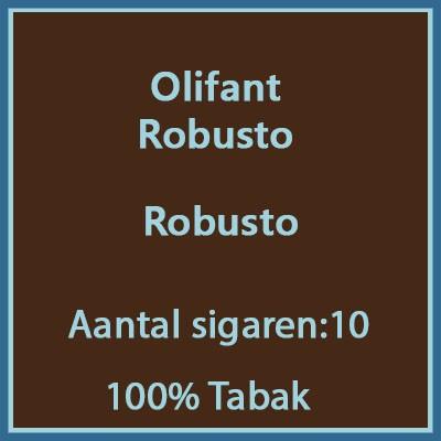 Olifant Robusto10 st
