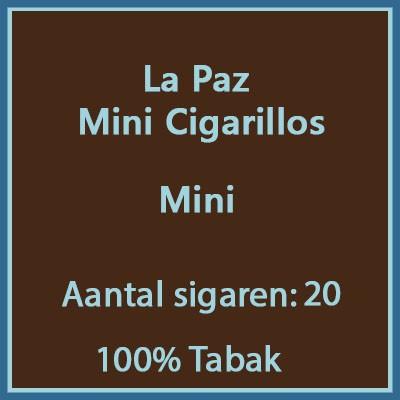 La Paz Mini Cigarillos 20 st.
