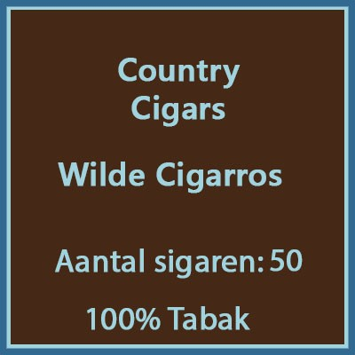 Country cigars 50 st.