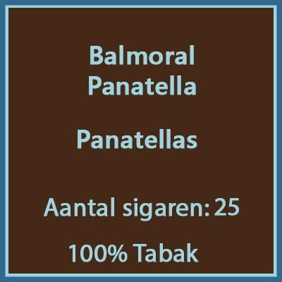 Balmoral Panatella 25 st.