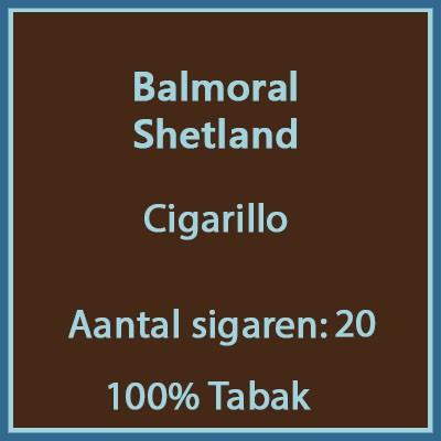 Balmoral Shetlands 20 st.