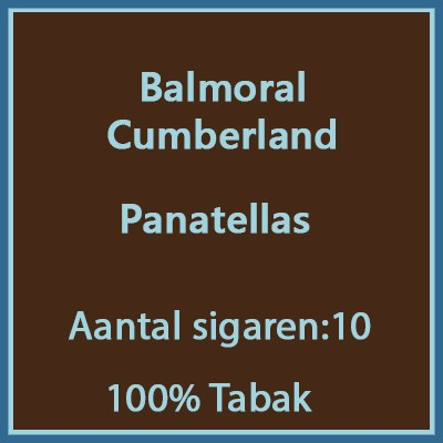 Balmoral Cumberland 10 st.
