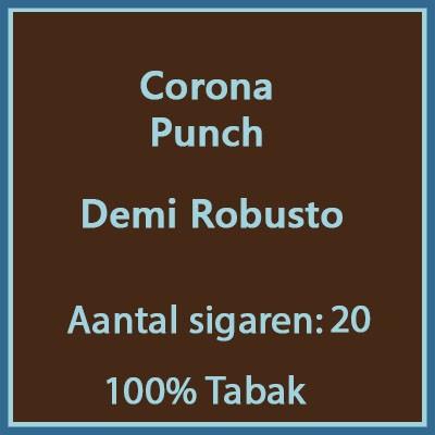 Corona punch 20st 100%