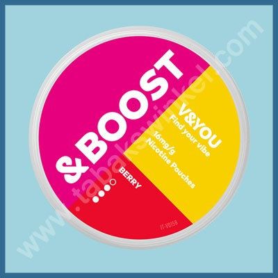 V&you &Boost Berry 16mg/g